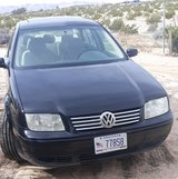 2003 VW Jetta in 29 Palms, California