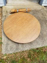 "42"" Round Table in Fort Campbell, Kentucky"