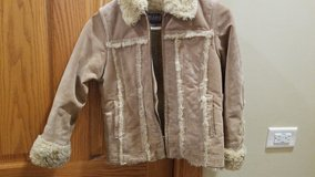 Wilson Leather Suede Jacket in St. Charles, Illinois