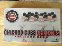 New in box Chicago Cubs Checkers Game in Bolingbrook, Illinois