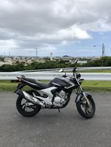 Motorcycle 2013 YBR250 in Okinawa, Japan
