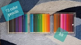 72 pcs colored pencils in Okinawa, Japan