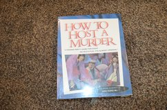 How to host a murder,  Hoo Hung Wu, unopened in Ramstein, Germany