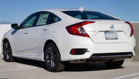 2019 Honda Civic EX Leather - Auto (New) 1.5 Turbo Available now for delivery! in Geilenkirchen, GE