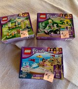 Lego Friends 41011,3935 and 3937 in Naperville, Illinois