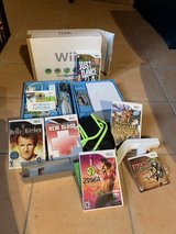 Wii pkg 6 sports and fitness games in Ramstein, Germany