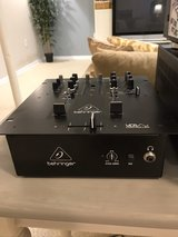 Technics Turntable with Amplifiers and Mixer in Naperville, Illinois