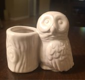 Owl Toothpick Holder in Chicago, Illinois