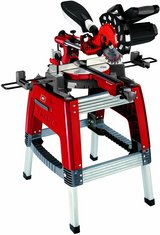220 Volt Einhell RT-SM 305 L 1800 W Sliding Mitre Saw with Base Frame in Ramstein, Germany