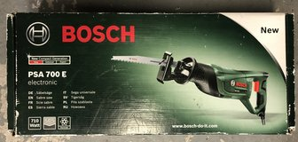 220 Volt Bosch Saber saw PSA 700E in Ramstein, Germany