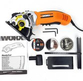 240 VoltsWorx WX424 Handy Cut Circular Saw in Ramstein, Germany