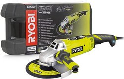 220 Volt Ryobi EAG2000RS - angle grinder in Ramstein, Germany