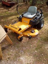 2016 Hustler Lawn Mower in Camp Lejeune, North Carolina