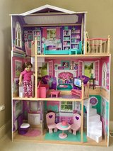Dollhouse for American girl in Westmont, Illinois