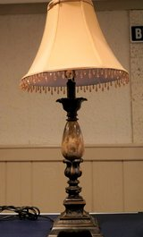 """Lamp - Bronze finish - 26"""" tall in St. Charles, Illinois"""