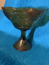 Amber Carnival Glass in Fort Campbell, Kentucky