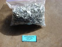 NINE POUND BAG OF GALVANIZED ROOFING NAILS in St. Charles, Illinois