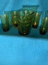 Pitcher and glasses in Fort Campbell, Kentucky