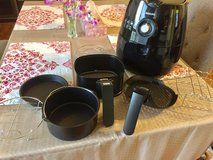 Philips air fryer HD9220 with accessories in Okinawa, Japan