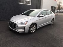 2019 Hyundai Elantra SEL - US Spec - Warranty in Spangdahlem, Germany