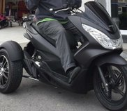Honda PCX Trike 155cc in Okinawa, Japan