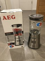 Powerful blender/mixer AEG in Spangdahlem, Germany