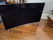 """Samsung 65"""" Curved SUHD TV for someone who repairs TVs in Kingwood, Texas"""