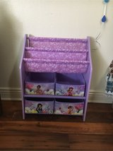 tinkerbell book stand in Camp Pendleton, California