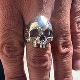 10k gold skull ring in Camp Pendleton, California