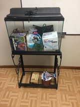 20 gallon fish tank and stand in Chicago, Illinois