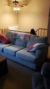 Couch and Love seat from Ashley Furniture in Naperville, Illinois