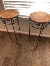 Decorative Plant Stands - Set of 2 in Tomball, Texas