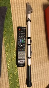 **NEW** 10ft. Portable Telescopic fishing rod in Okinawa, Japan