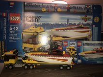 Lego City Power Boat & Transport in Naperville, Illinois