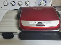 George Foreman Evolve Grill in Okinawa, Japan