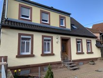 House with a special appeal - close to base in Ramstein, Germany
