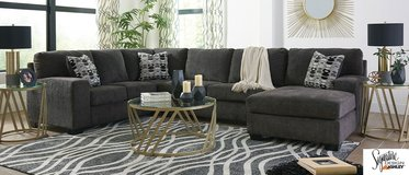 BRAND NEW! COMFY URBAN SOFA CHAISE SECTIONAL:) in Camp Pendleton, California