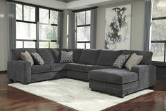 BRAND NEW! URBAN COMFY 3PC SOFA CHAISE SECTIONAL in Camp Pendleton, California