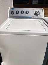Whirlpool washer and dryer 220v in Ramstein, Germany