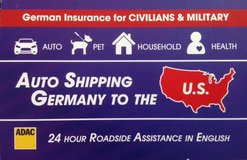 Auto Insurance - Military & Civilians in Ramstein, Germany