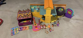 Dora fun lot in Orland Park, Illinois