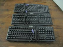 Dell PC Keyboards (3 count) in Kingwood, Texas