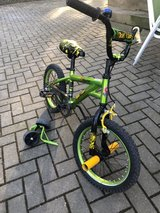 18 inch Bike for kids in Ramstein, Germany