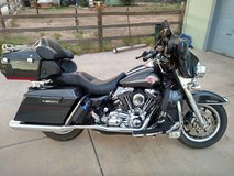 2007 Harley-Davidson Electra Glide Ultra Classic, performance cams exhaust, clutch in Alamogordo, New Mexico