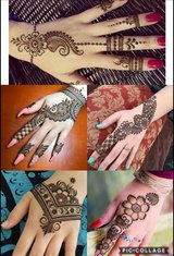 Henna Artist available for Teen Graduation party in Conroe, Texas