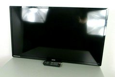 """Sanyo FW40D36F 40"""" Class 1080p LED HDTV w/Remote in St. Charles, Illinois"""