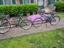 match set his/hers  Fast Track 12 speed 26 inch  bicycles in Clarksville, Tennessee