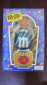 Limited Edition M&M Basketball Candy Dipenser in Alamogordo, New Mexico