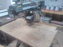Craftsman 10 inch radial arm saw in Fort Polk, Louisiana
