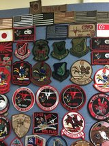 Airforce Patches in Okinawa, Japan